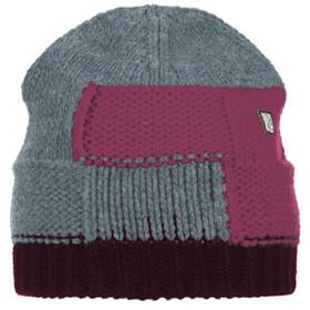 E9 Squarhead Cappello di lana, deep blue-wine